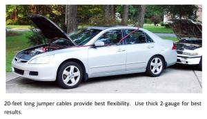 Long Jumper Cables